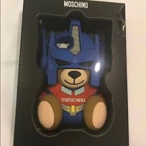 Moschino Couture! X Jeremy Scott Bear iPhone Case